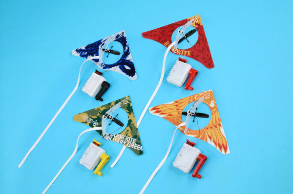 Fly a kite indoor spicytec for Indoor kite design