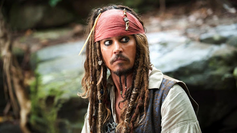 Johnny Depp HD Wallpaper 3