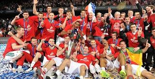 BALONCESTO-Lokomotiv Kuban se alza con la Eurocup
