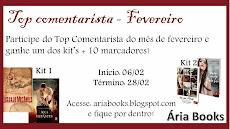 Top Comentarista - Janeiro