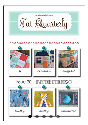Fat Quarterly Issue 20