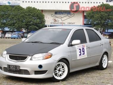 modifikasi mobil Toyota Vios 2013  Dunia Otomotif Dan Modifikasi