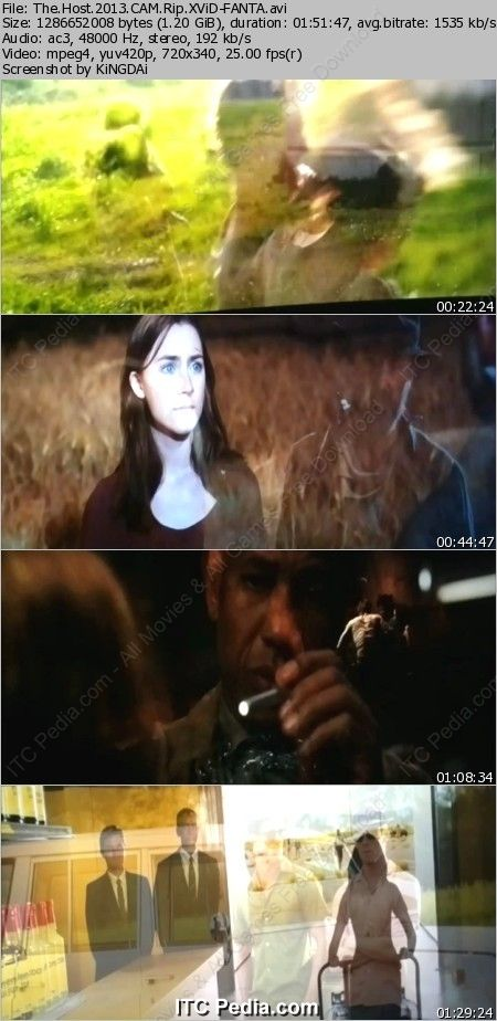 The Host (2013) CAM Rip XViD - FANTA