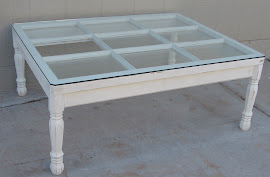 Window Coffee Table (SOLD)