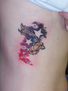 Cherry Blossom Tattoos - Cherry Blossom Tattoo Ideas