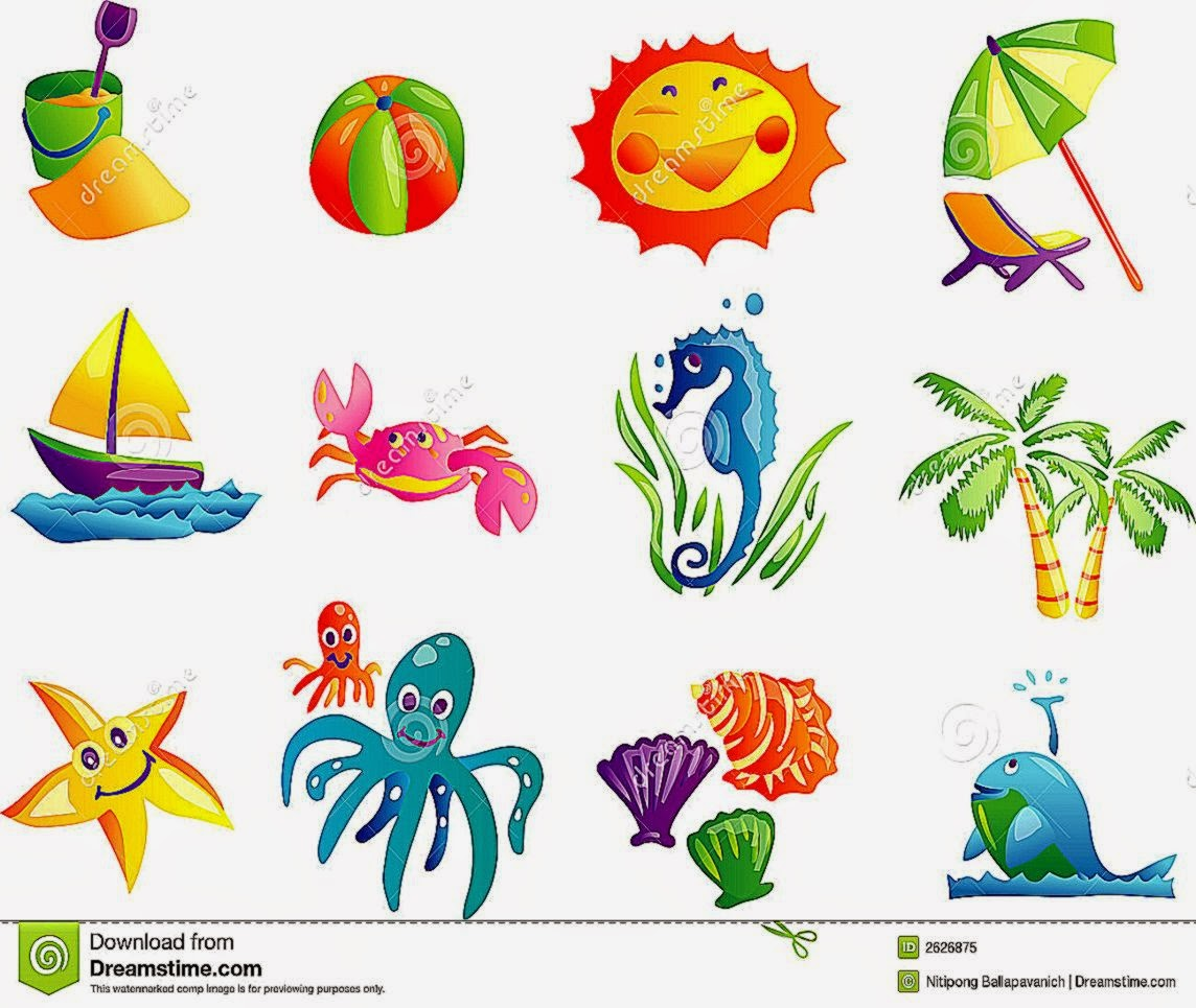 summer vacation clipart - photo #33