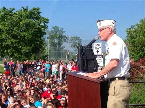 Best Veterans Day Speeches For Elementary Schools