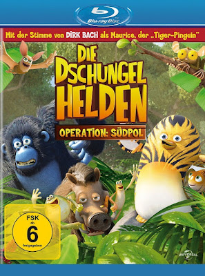 The Jungle Bunch The Movie (2011) BluRay 720p 500MB