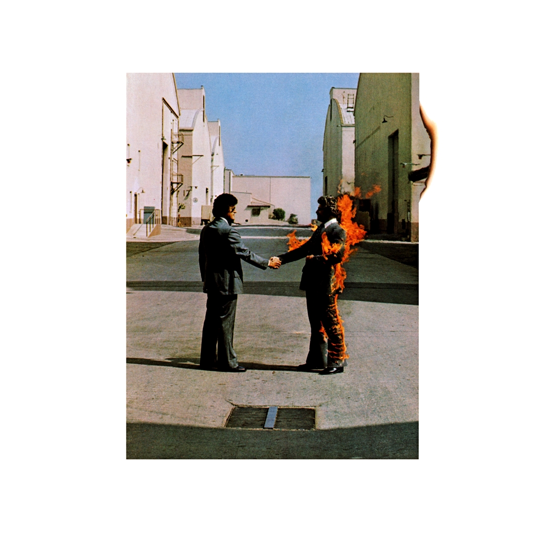 Pink floyd wish you were here wallpaper