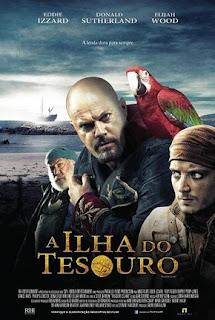 Assistir Filme A Ilha do Tesouro Dublado Online