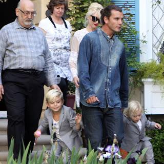 Celebrity Easter with Gwen Stefani!