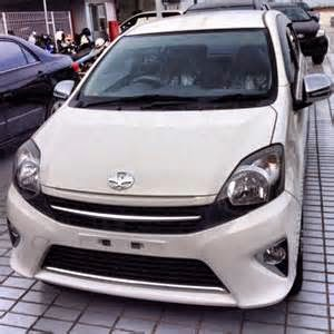 2. Mobil Toyota Agya