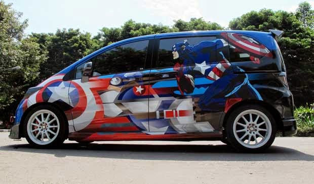 modifikasi honda freed 2010