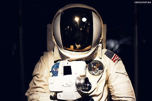 Como conseguir um emprego na NASA?