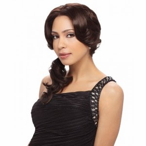 Sensationnel Empress Synthetic Lace Wig Lace Front Edge Jade