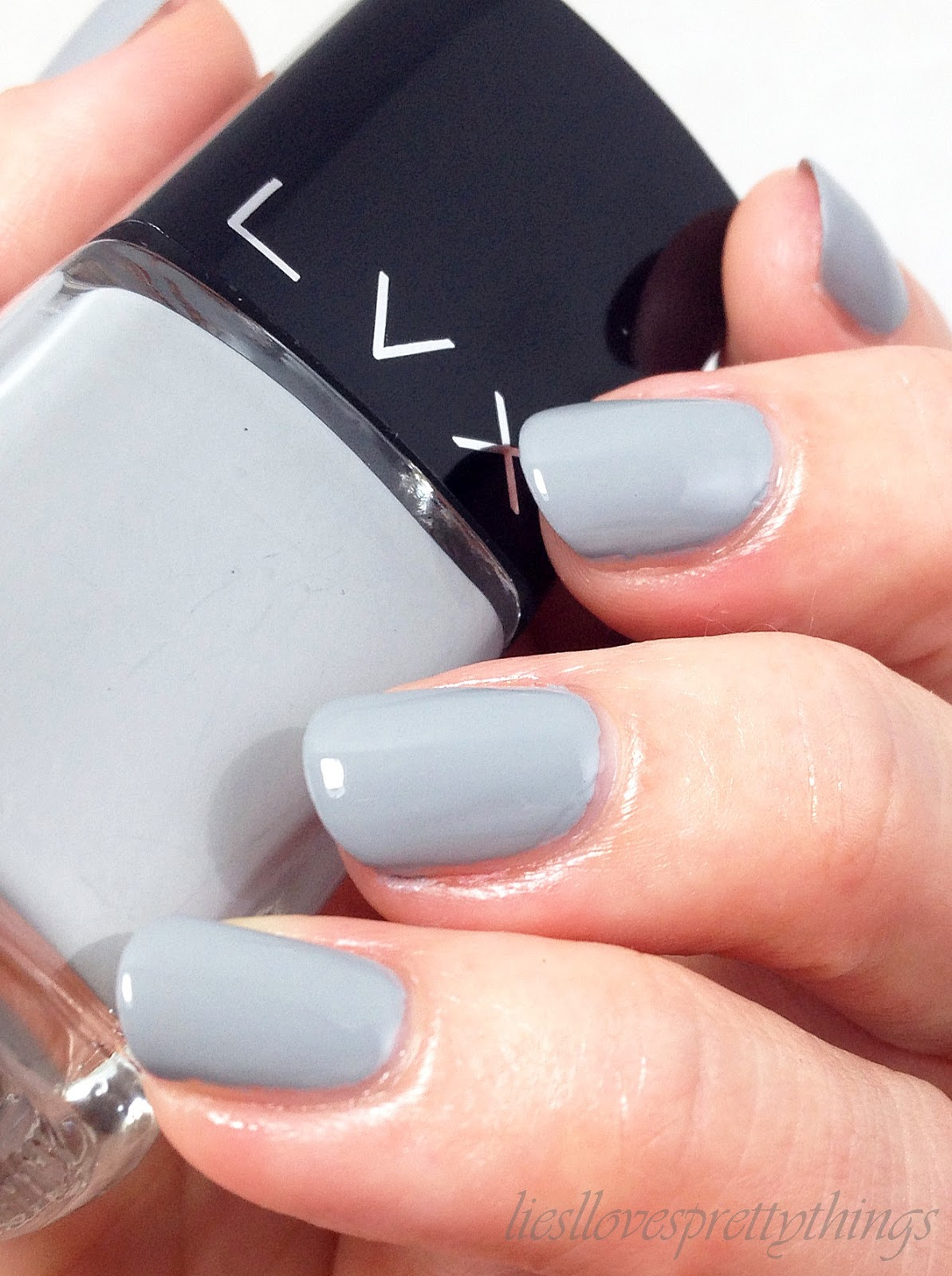 LVX Oyster fall 2014 swatch and review