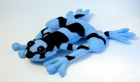 Plush Amazon Milk Frog