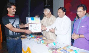 ब्लॉग लेखन सारस्वत सम्मान - 2011