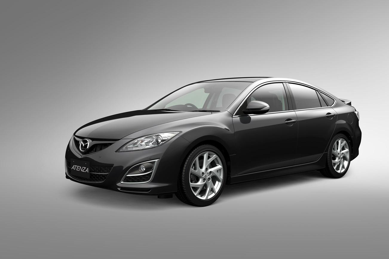world car wallpapers mazda 6 2011 facelift. Black Bedroom Furniture Sets. Home Design Ideas