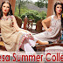 Pareesa Summer Collection 2013-14 | New Collection of Pareesa Lawn by ChenOne