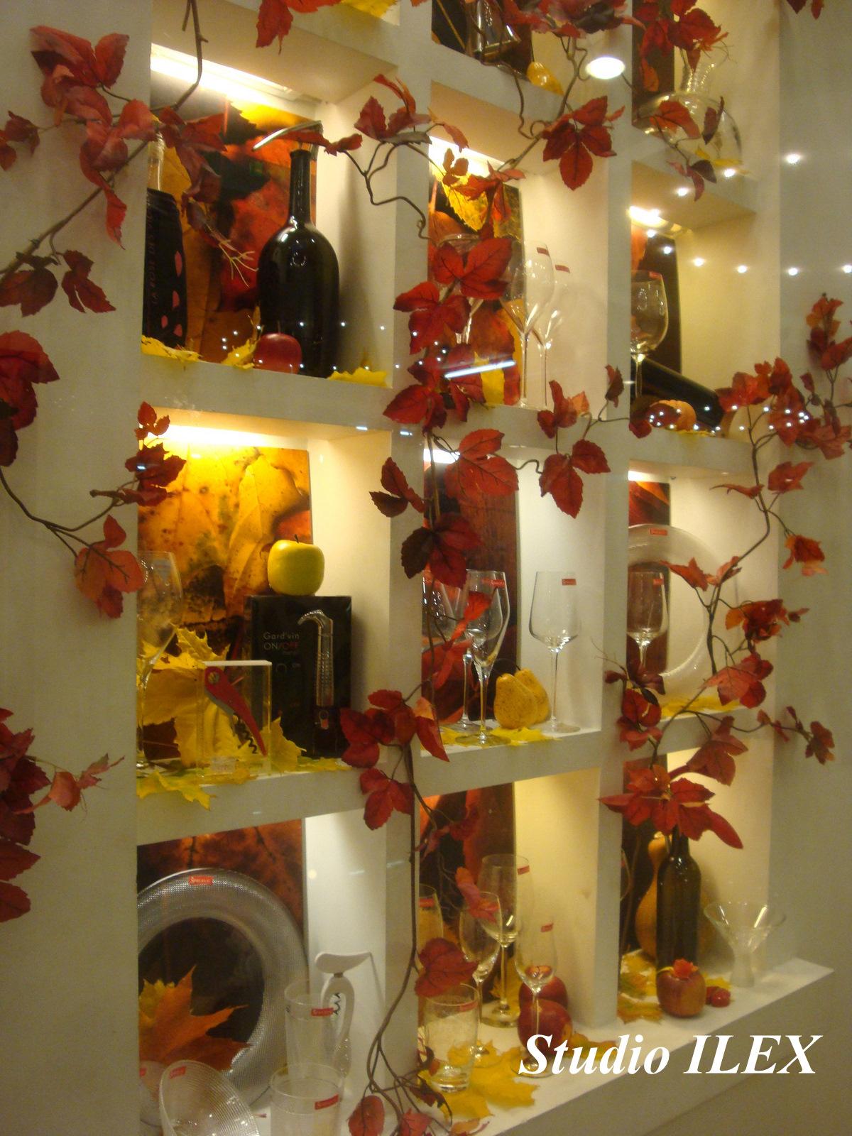 Как украсить витрину магазина своими руками фото