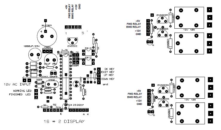 pcb laminator controller  code and pcb printing