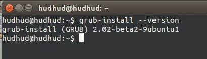 Cara Mengembalikan Grub Ubuntu yang Hilang