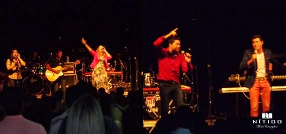 Abertura de Daniel e Oziel e Gabriela Prado no Show de Aline Barros