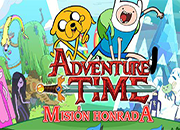 Adventure Time Mision Honrada