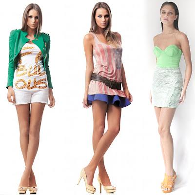 roupas para o natal O que usar no natal 2011