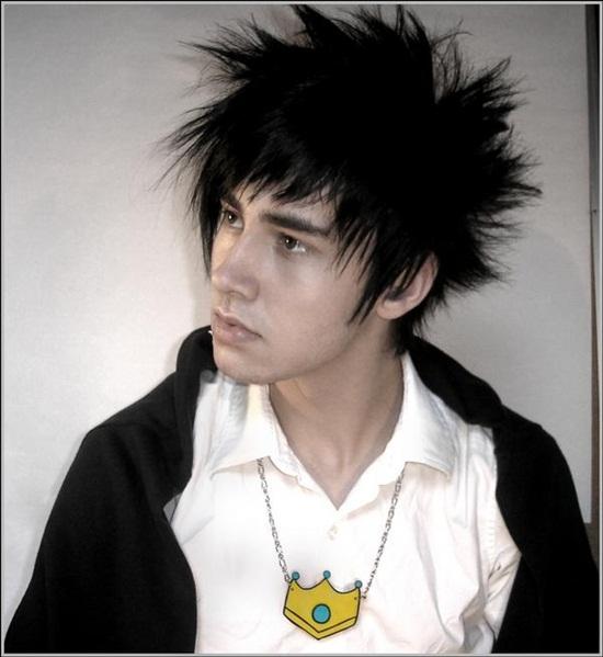 crazy hair styles men hairstyles