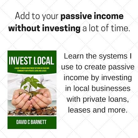 Increase Your Passive Income