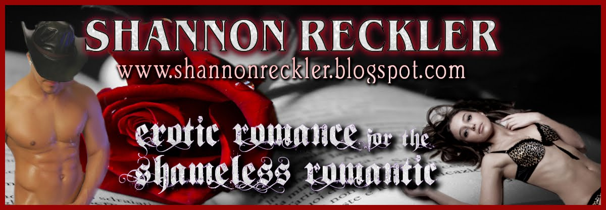 Shannon Reckler - Author