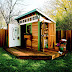 Garden Sheds Design Ideas