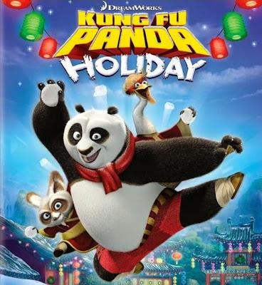 Kung Fu Panda Holiday Special 2010 Dual Audio [Hindi - Eng ] HDTV Rip 720p 150mb