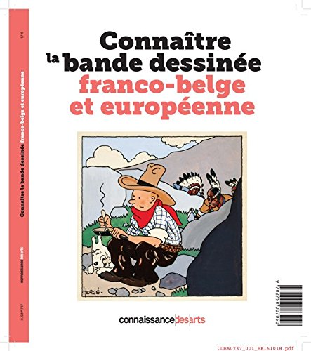 Connaître la bande dessinée franco-belge et européenne