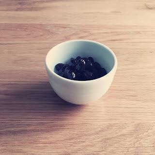 黒豆 ストーブ