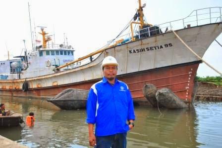 FKKMP Siapkan Belasan Pemuda Untuk Dilatih Membuat Kapal Baja