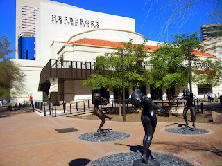 Herberger Theater in downtown Phoenix