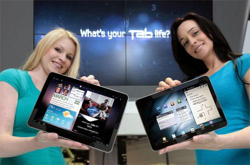 Samsung pretende lançar tablet com tela gigante de 18 polegadas