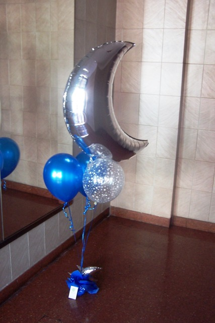 BOUQUET DE GLOBOS