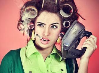 ماذا يكره الرجال في المرأة - امرأة مهملة فى شكلها مشعثة منكوشة قبيحة متسلطة همجية -ugly girl careless bad woman