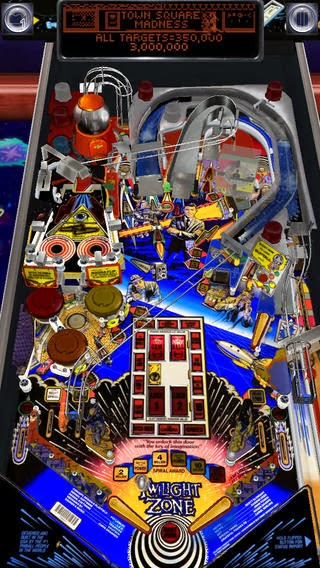 Free download game Pinball Arcade for iOS