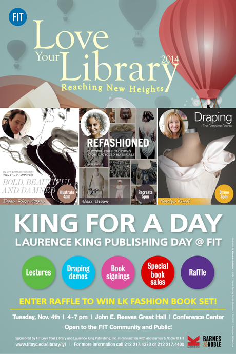 oonaballoona | laurence king at FIT
