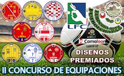 CONCURSO EQUIPACIONES LFC-CAMALOON