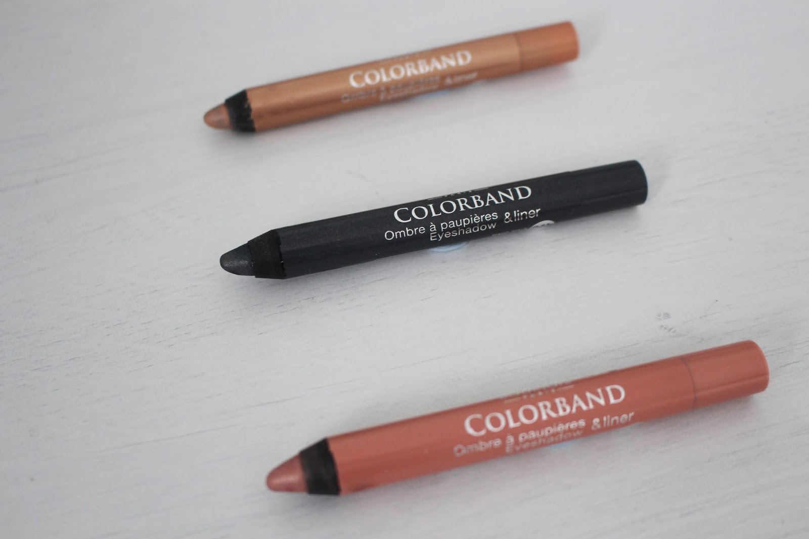 Bourjois Colorband Eyeshadow & Liner