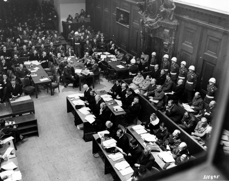 a history of the nuremberg trials the first international war crimes trials The nuremberg trials: the international military  nuremberg defined war crimes as 'violations of the  the nuremberg trials: the international military tribunal.