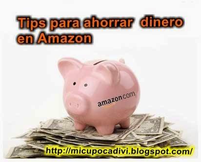 Tips para ahorrar dinero en Amazon