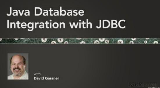 Lynda – Java Database Integration with JDBC