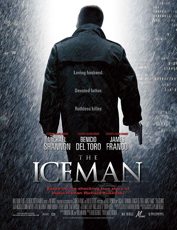 O Homem De Gelo Legendado